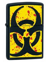 Zippo Hazardous Black Matte Lighter - $29.85