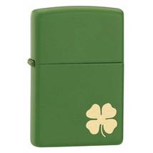 Zippo Shamrock Moss Green Matte Lighter - $29.85