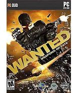 Wanted: Weapons of Fate (PC, 2009) - $7.95