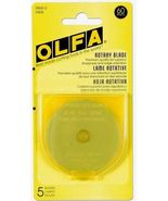 OLFA 60mm Rotary Blade (5 pack) RB60-5 - $24.95