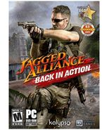 Jagged Alliance: Back in Action (PC, 2012) - $7.95