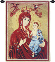 Madonna and Child II Tapestry Wall Art Hanging - $148.85