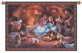 No Room at the Inn Tapestry Wall Hanging - £54.62 GBP+