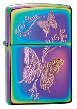 Zippo Butterflies Spectrum Lighter - $34.85