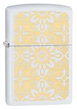 Zippo Classical Curve White Matte Lighter - $29.85