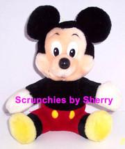 Walt Disney World Mickey Mouse Plush Toy Disney... - $14.97