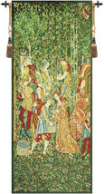 Wine Makers Tapestry Wall Art Hanging - $678.85