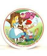 Disney Alice In Wonderland 30th Anniverary Collector Plate Schmid LE 7,5... - $69.95