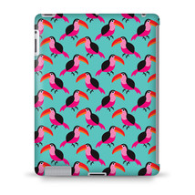 Tropical Tucan Paradise Tablet Hard Shell Case - $24.99+