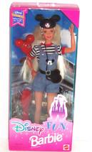 Disney Fun Barbie Doll Special Fourth Edition NRFB Mickey Mouse 1996  - $79.95