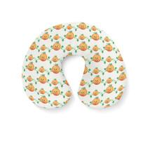 Watercolor Pumpkins Travel Neck Pillow - €16,35 EUR