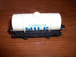 TIDMOUTH MILK Thomas & Friends Tank Engine Plastic Train Railway; 1993 L... - $2.95