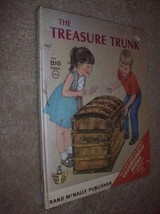 1967 Start-Right Elf Book: The Treasure Trunk,  Very Good condition!   L@@K - $9.95
