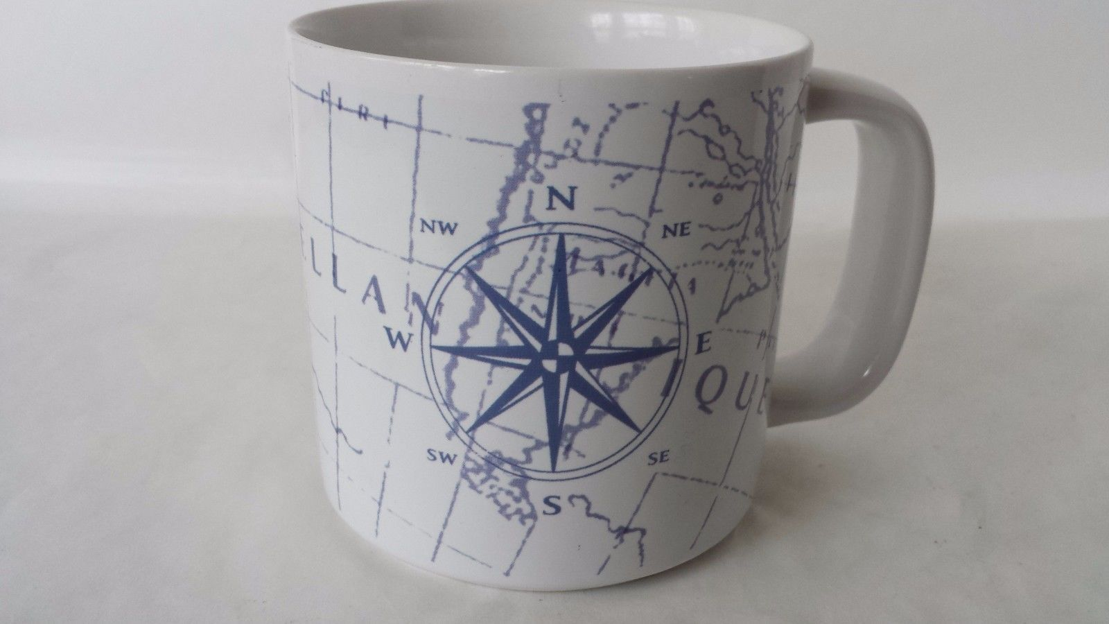 Primary image for Russ Berrie Coffee Mug Cup Magellan Quest