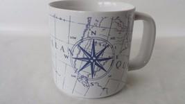 Russ Berrie Coffee Mug Cup Magellan Quest - $14.84