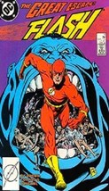 The Flash Magnet #4 - $7.99