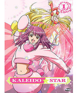 Kaleido Star Vol. 1 Welcome To The Kaleido Stage DVD - $8.94