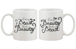 Every Beauty Needs a Beast Matching His and Her... - $24.99