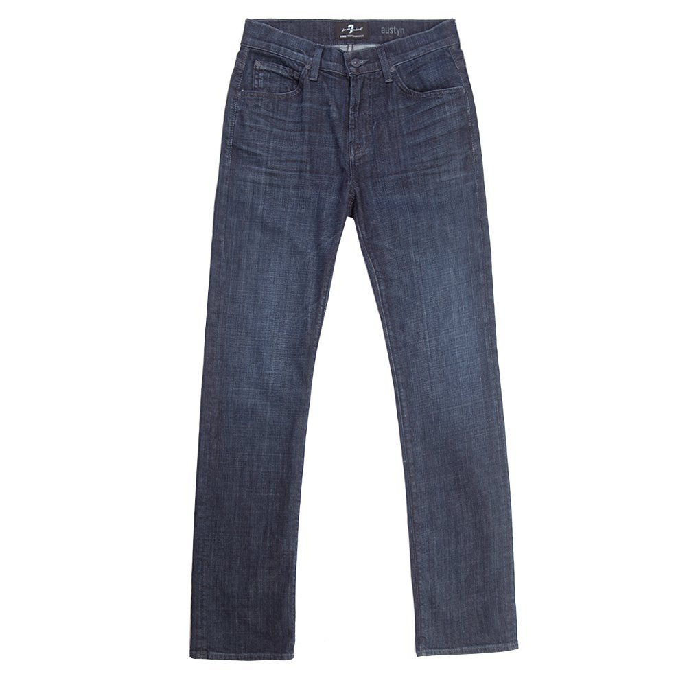 7 For All Mankind Men's Austyn Relaxed Straight Jean in Triumph ATA046626A SZ 28