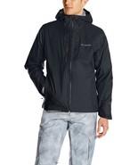 Columbia Men's Northwest Traveler Interchange Jacket, Black, Medium - $237.60