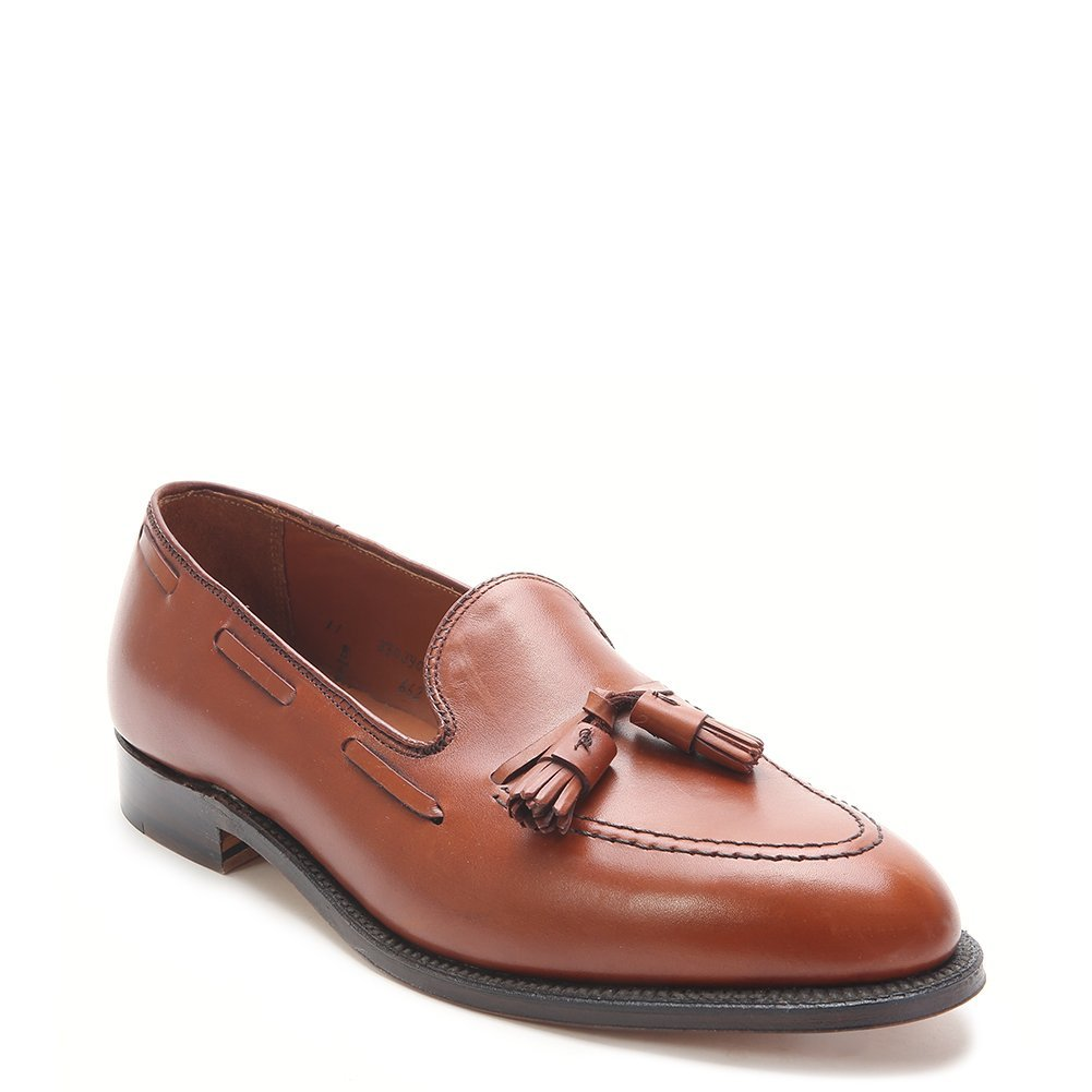 Alden the Original Tassel Men's Burnished Tan Ca 662