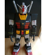 2005 JUMBO GRADE RX-78 GUNDAM REAL TYPE COLOR SPECIAL 1/35 PRE-OWNED mac... - $425.00