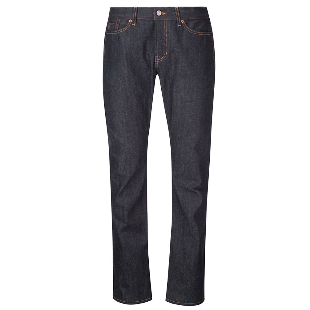 Jean Shop Men's Slim Fit Raw Jean 0168-OR-S-INDIGO Indigo SZ 31