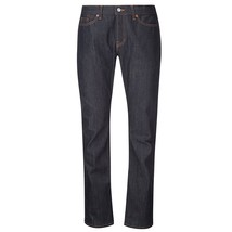 Jean Shop Men's Slim Fit Raw Jean 0168-OR-S-INDIGO Indigo SZ 31 - $189.09