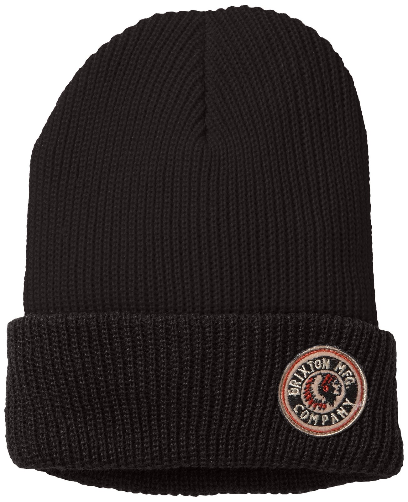 Brixton Rival Beanie Black, One Size