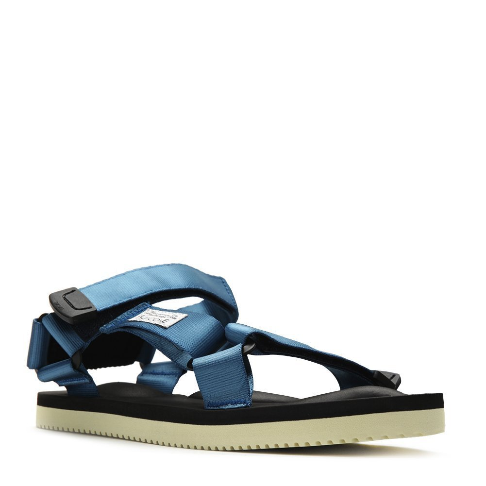 Suicoke Men's Summer DEPA Sandals OG-022 Blue SZ 6