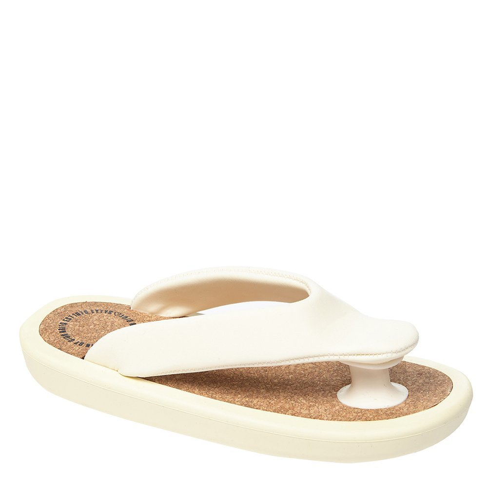 Eytys Unisex Fashion Jojo Sandal JOJO Off White Size X-Large