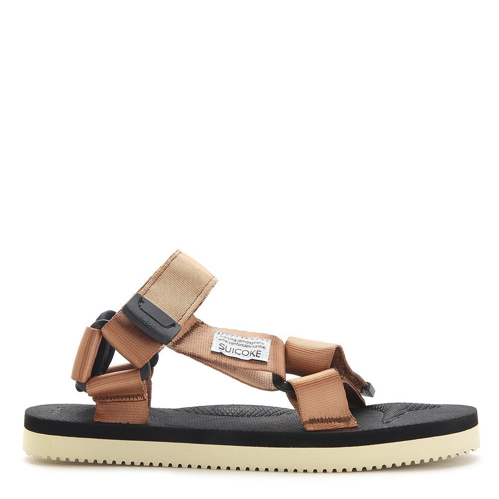 Suicoke Men's Summer DEPA Sandals OG-022 Brown SZ 7