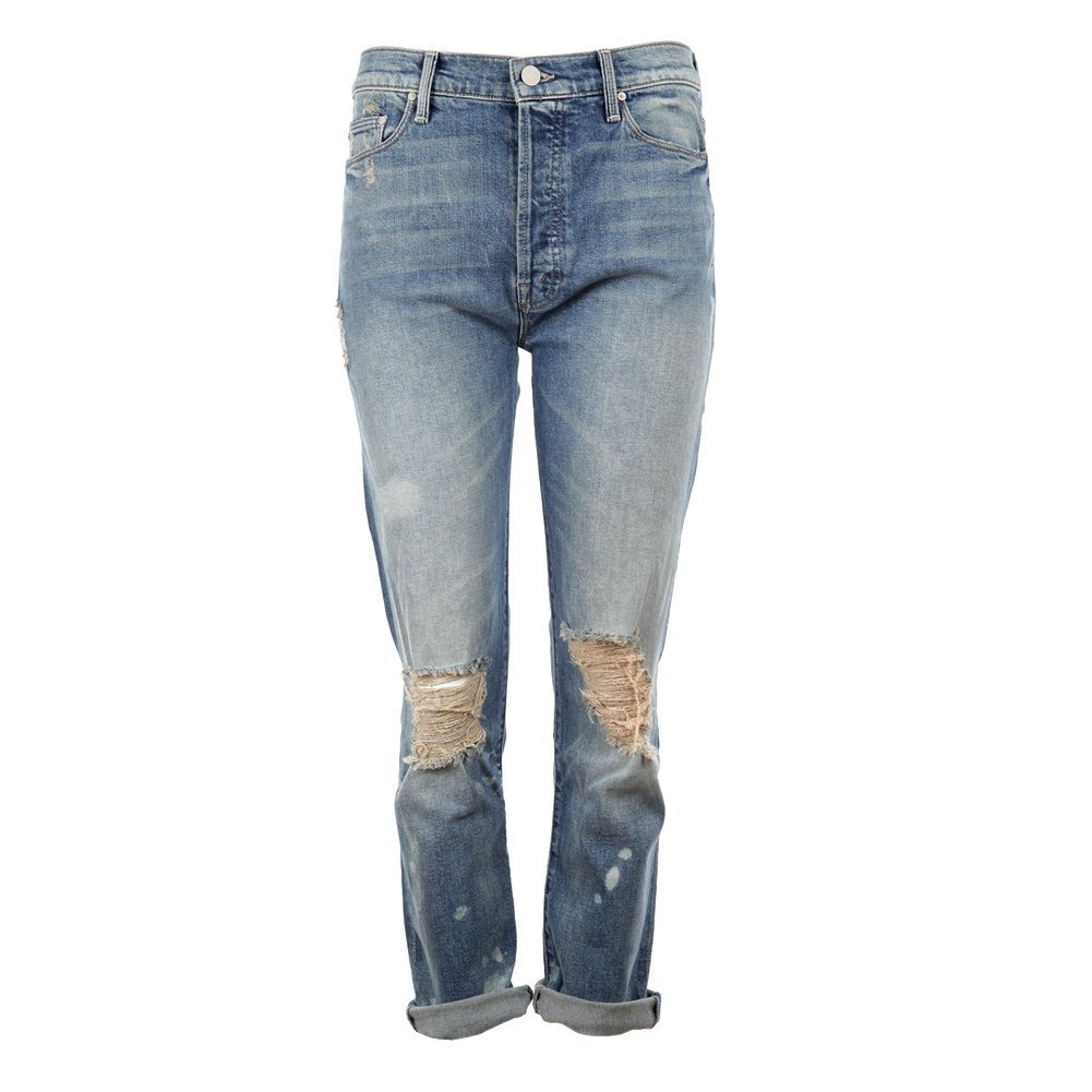 Mother Denim Women's The Vagabond Skinny Jean Reckless Size 24