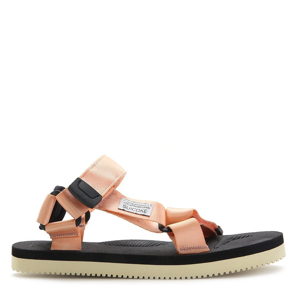 Suicoke Men's Summer DEPA Sandals OG-022 Salmon SZ 5