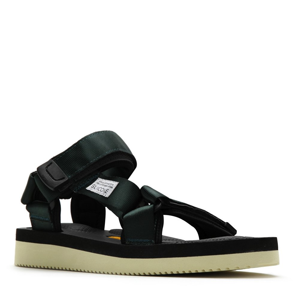 Suicoke Men's Depa-V2 Sandals OG-022V2 Green SZ 5