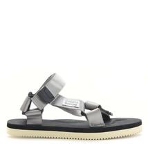 Suicoke Men's Summer DEPA Sandals OG-022 Grey SZ 4 - $62.89