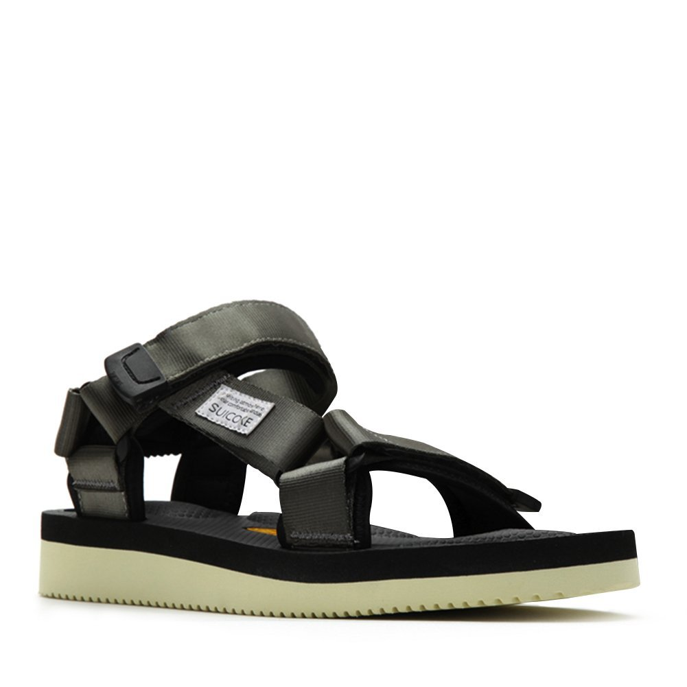 Suicoke Men's Depa-V2 Sandals OG-022V2 Grey SZ 5