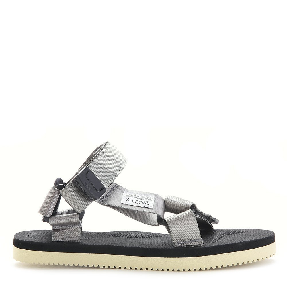 Suicoke Men's Summer DEPA Sandals OG-022 Grey SZ 7