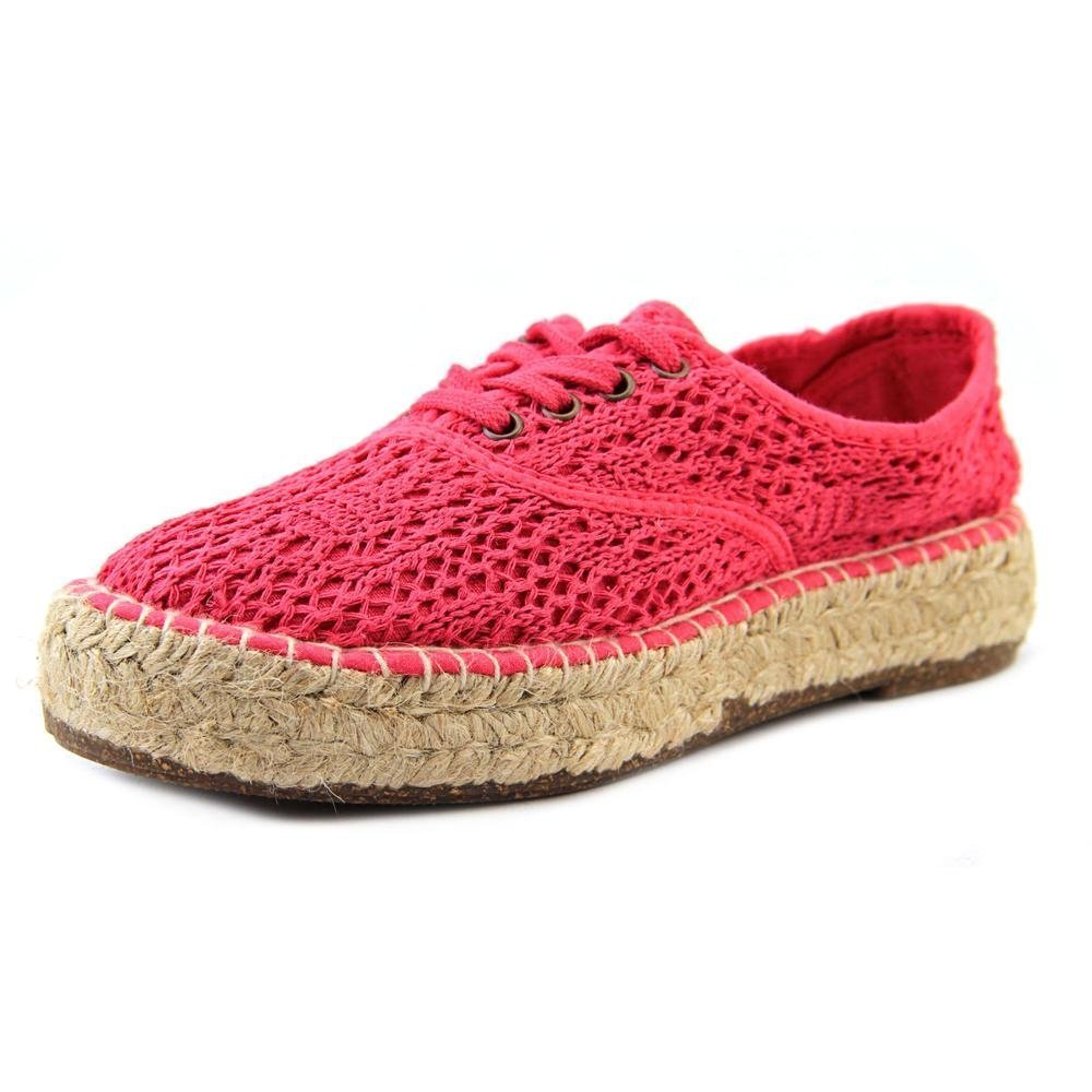 Natural World Ingles Yute Flat Women US 5 Red Sneakers EU 36