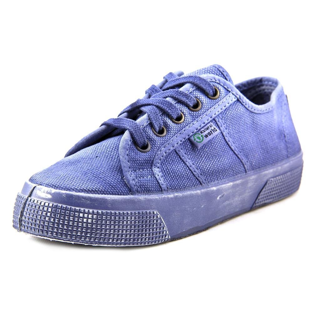 Natural World 901M Women US 4 Blue Sneakers EU 35