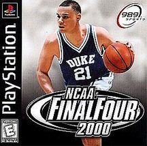 NCAA Final Four 2000 PS1 Great Condition Complete - $4.44