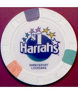 $1 Casino Chip, Harrahs, Shreveport, LA. L64. - $4.00