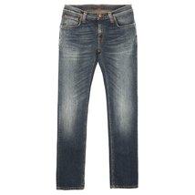 Nudie Jeans Men's Tight Long John White Jean 111886 White SZ 28/32 - $184.14
