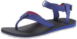 Teva Women's Original Sandal,Dark Blue/Pink,5 M US - $32.03
