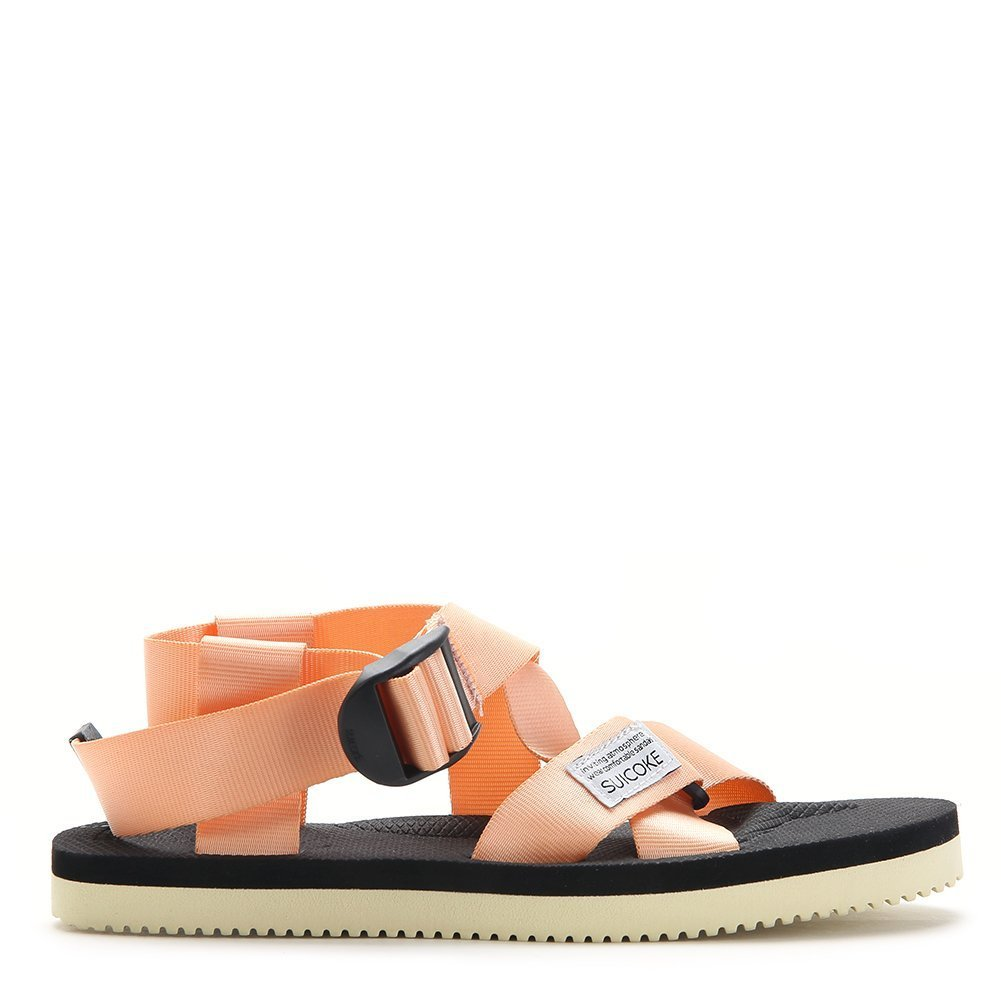 Suicoke Men's Summer CHIN2 Sandals OG-023-2 Salmon SZ 7