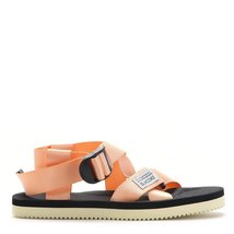 Suicoke Men's Summer CHIN2 Sandals OG-023-2 Salmon SZ 8 - $64.06