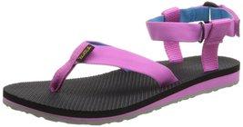 Teva Women's Original Sandal,Pink/Blue,5 M US - $32.03