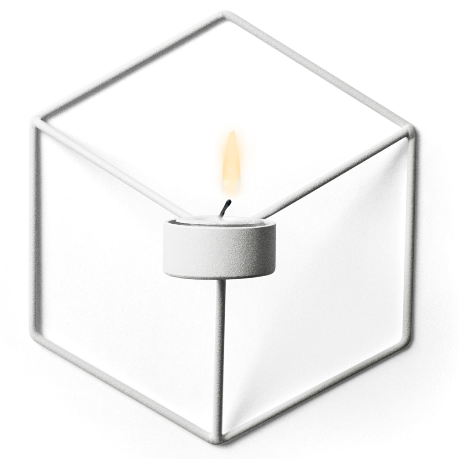 MENU POV Wall Candleholder, White