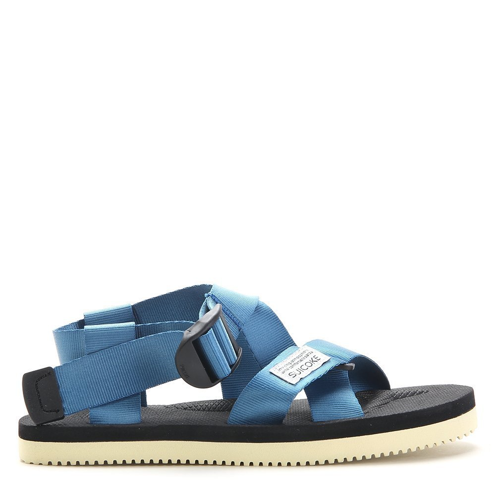 Suicoke Men's Summer CHIN2 Sandals OG-023-2 Blue SZ 7