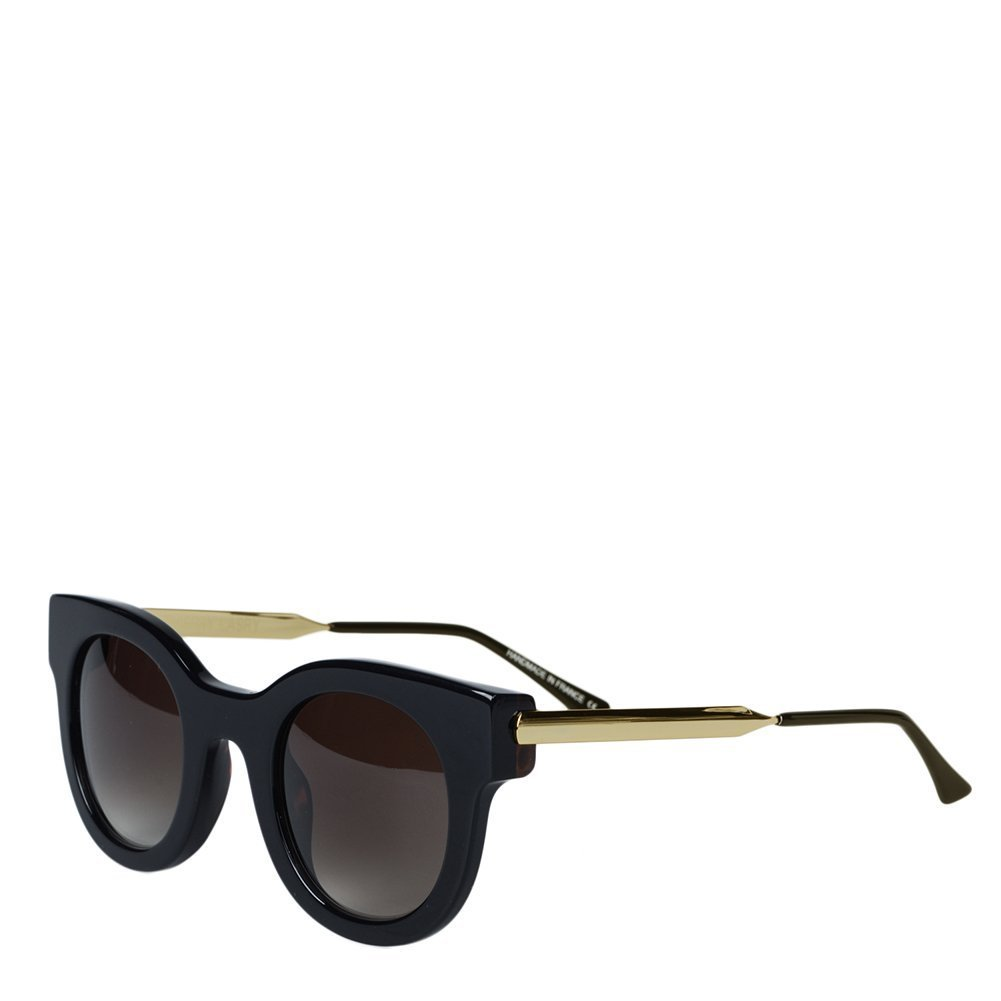 Thierry Lasry Draggy 101 Sunglasses Black